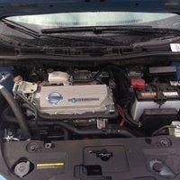 Picture of 2011 Nissan Leaf SL, engine