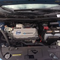 Picture of 2011 Nissan Leaf SL, engine