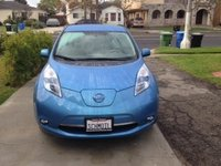 Picture of 2011 Nissan Leaf SL, exterior