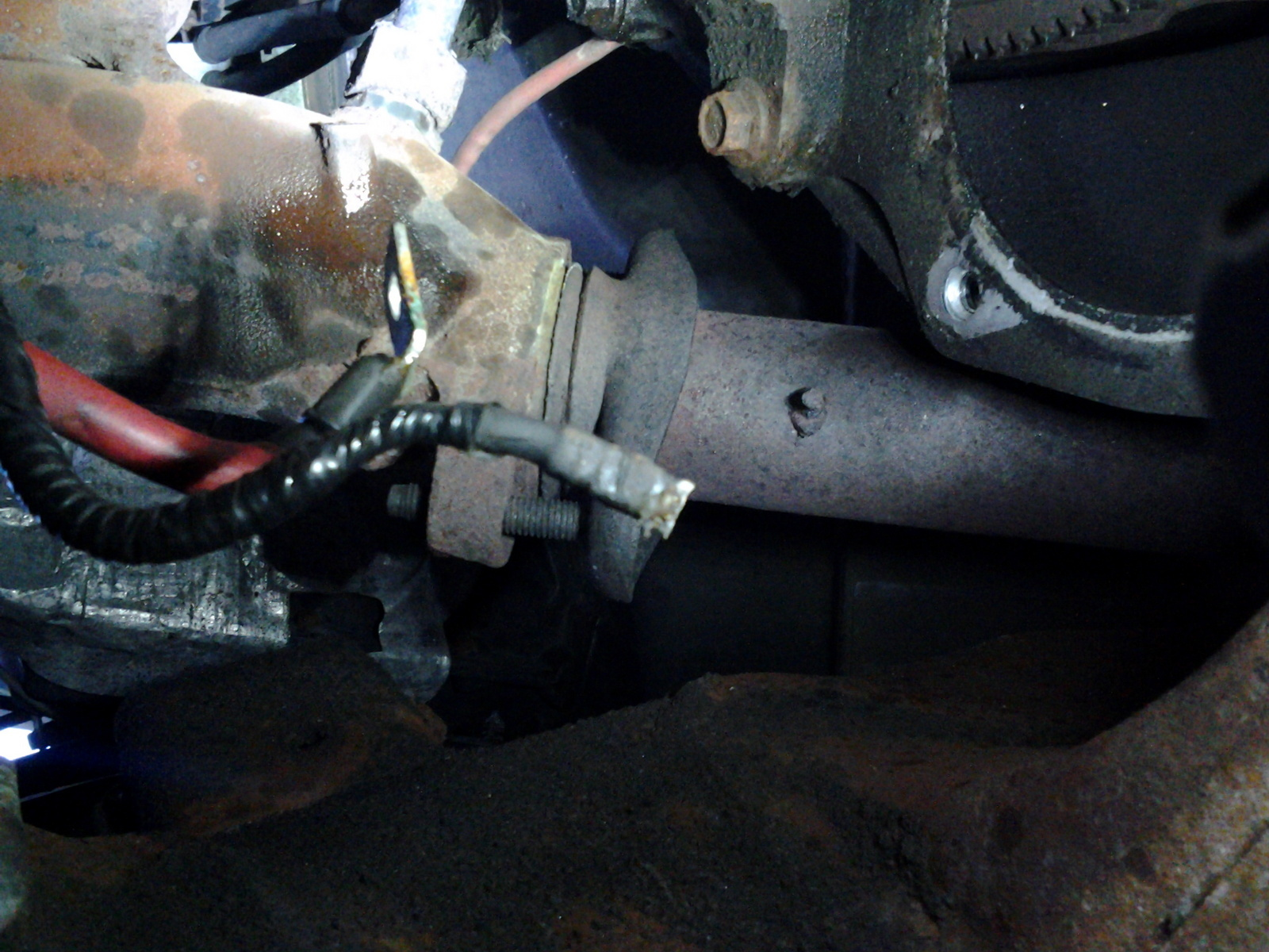 ford ranger questions old starter had two wires , new one starter motor diagram jeep tj alternator wiring wiring