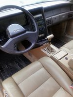 Picture of 1989 Cadillac Allante Base Convertible, interior