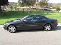 2002 Mercedes-Benz CL-Class Overview