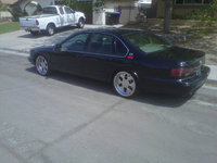Picture of 1995 Chevrolet Impala 4 Dr SS Sedan, exterior