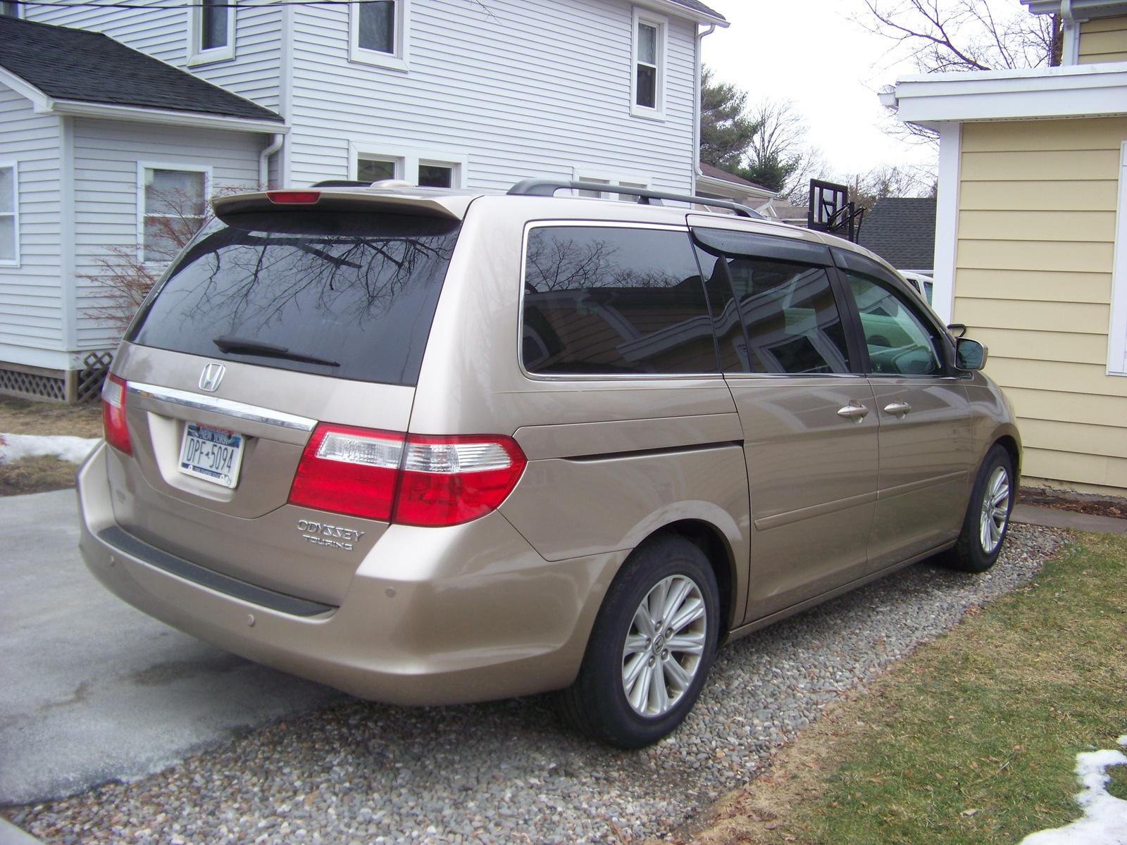 2005 Honda Odyssey - Pictures - CarGurus