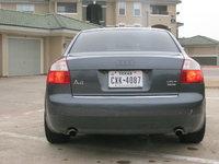 Picture of 2002 Audi A4 4 Dr 1.8T quattro Turbo AWD Sedan, exterior