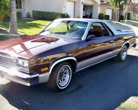Picture of 1987 Chevrolet El Camino SS, exterior