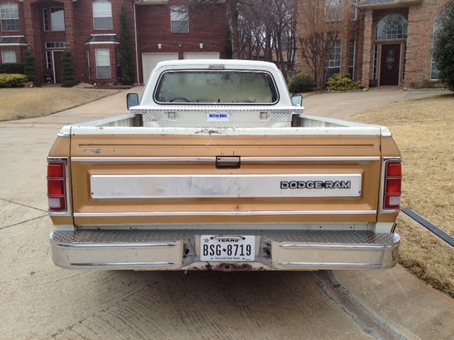 Picture of 1985 Dodge RAM 150 Long Bed