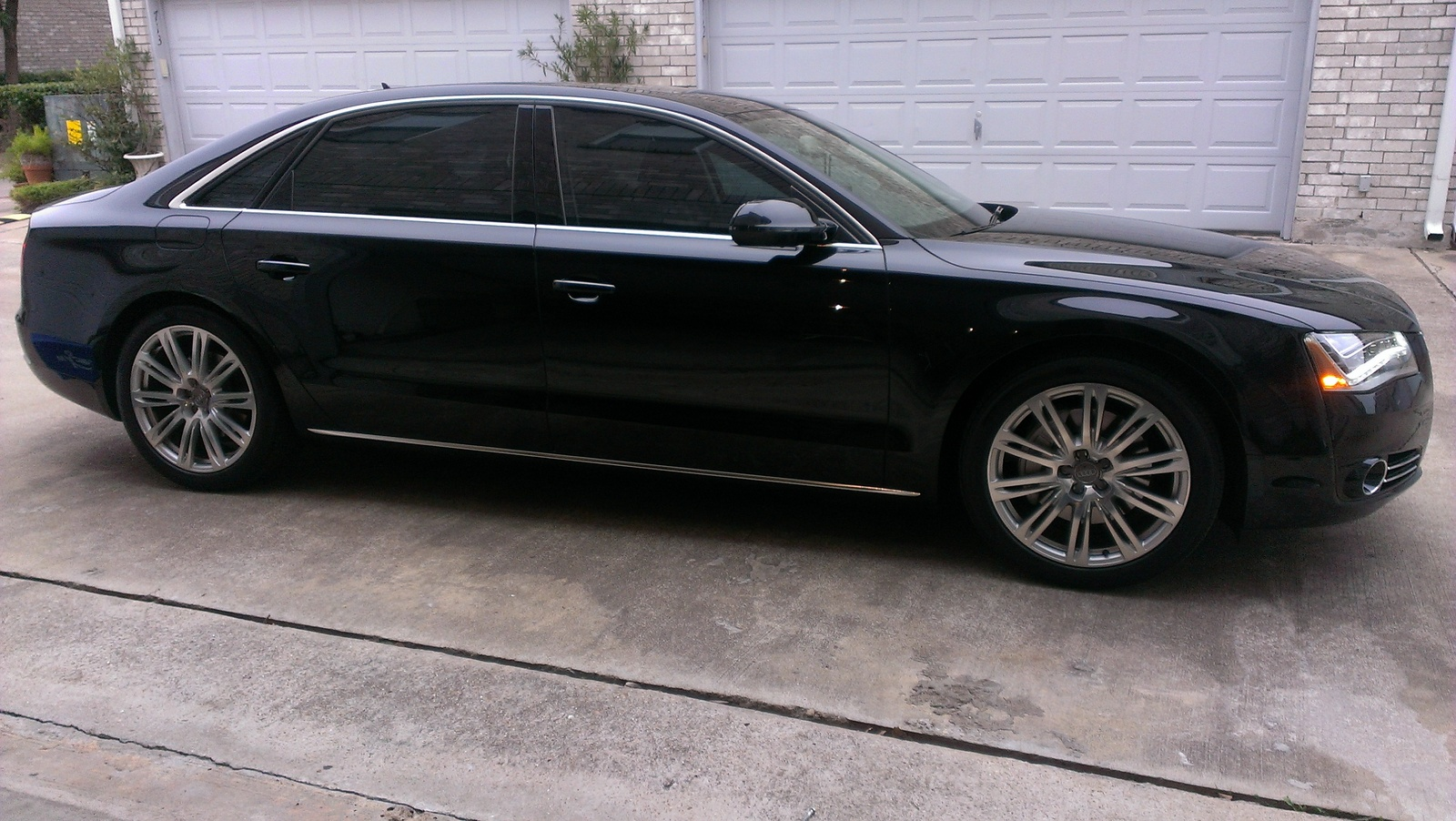 Picture of 2014 Audi A8 3.0 TDI L