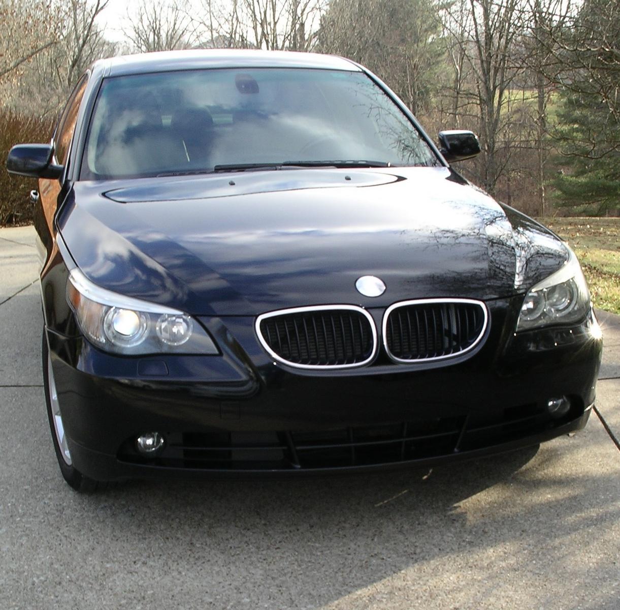 Bmw Z4 Reliability: 2004 BMW 5 Series