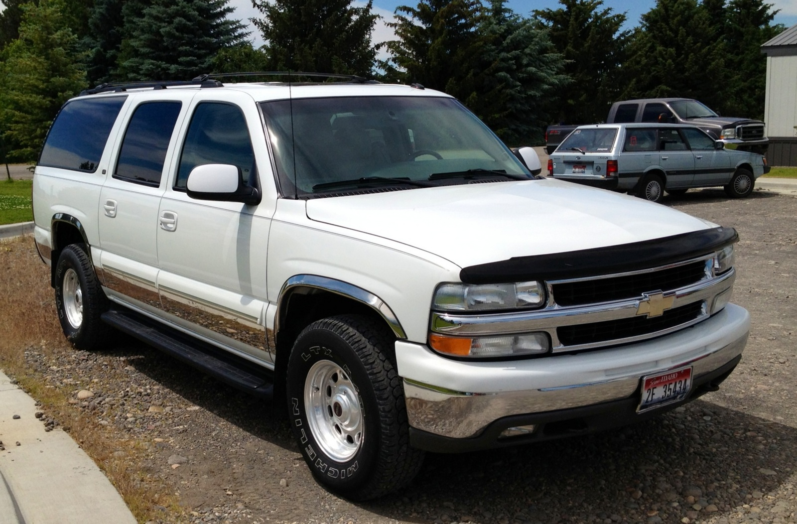 2003 Chevy Tahoe Lt 4x4 Suv Cars Trucks By Owner 2017 2018 2019 Ford Price Release Date
