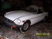 1967 MG MGB Roadster Overview