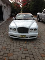 Picture of 2009 Bentley Azure Convertible, exterior