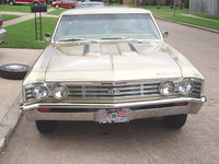Picture of 1967 Chevrolet El Camino, exterior