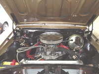 Picture of 1967 Chevrolet El Camino, engine