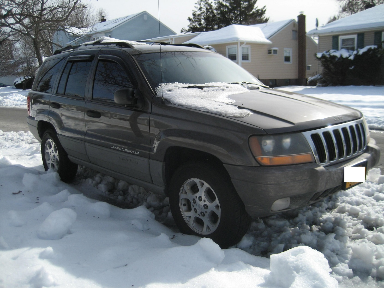 picture of 2000 jeep grand cherokee laredo 4wd exterior. Cars Review. Best American Auto & Cars Review