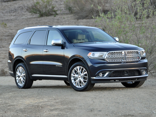 2014 Dodge Durango Overview Cargurus
