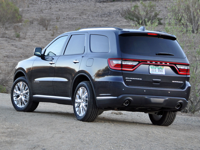 2014 Dodge Durango Test Drive Review Cargurus