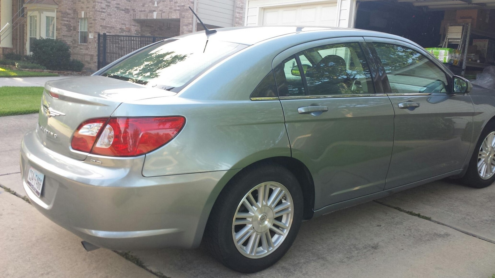 picture of 2008 chrysler sebring touring exterior. Cars Review. Best American Auto & Cars Review