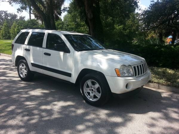 picture of 2006 jeep grand cherokee laredo exterior. Cars Review. Best American Auto & Cars Review