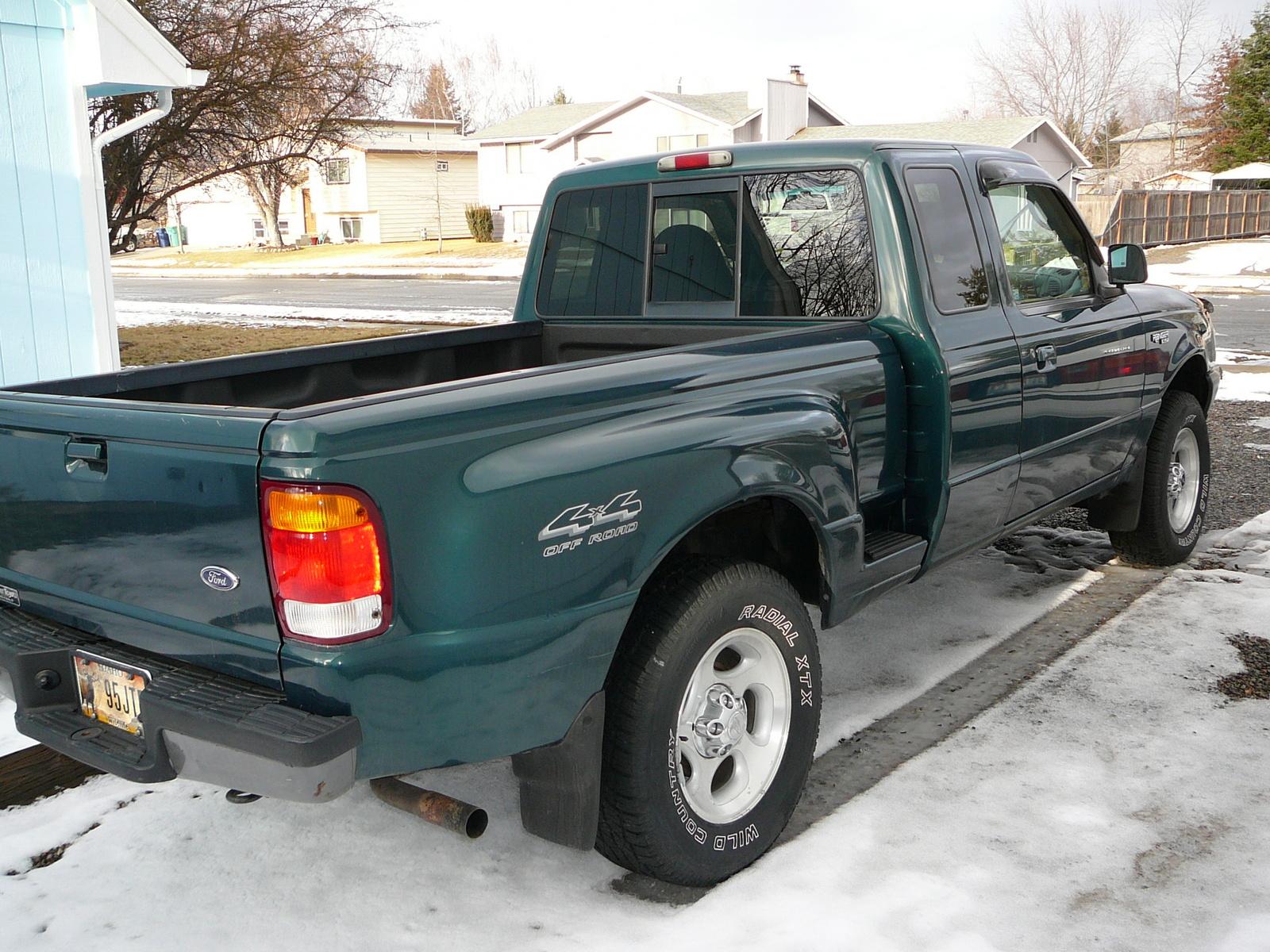 2013 Ford Escape Value >> 1998 Ford ranger extended cab stepside