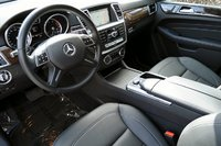 Picture of 2013 Mercedes-Benz M-Class ML350, interior