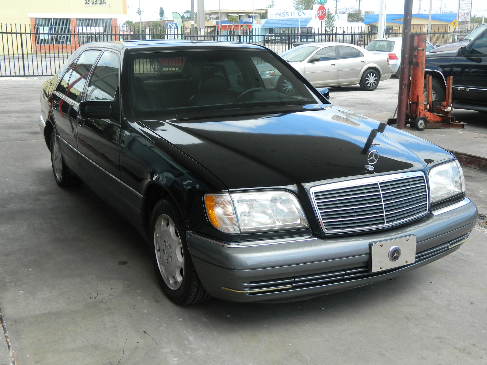 1996 mercedes benz s class pictures cargurus for Mercedes benz s320 price