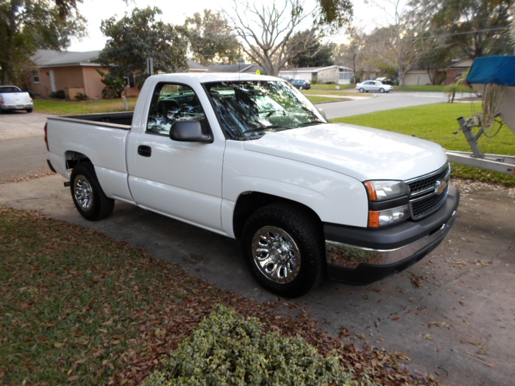 picture of 2006 chevrolet silverado 1500 ls 2wd exterior. Cars Review. Best American Auto & Cars Review