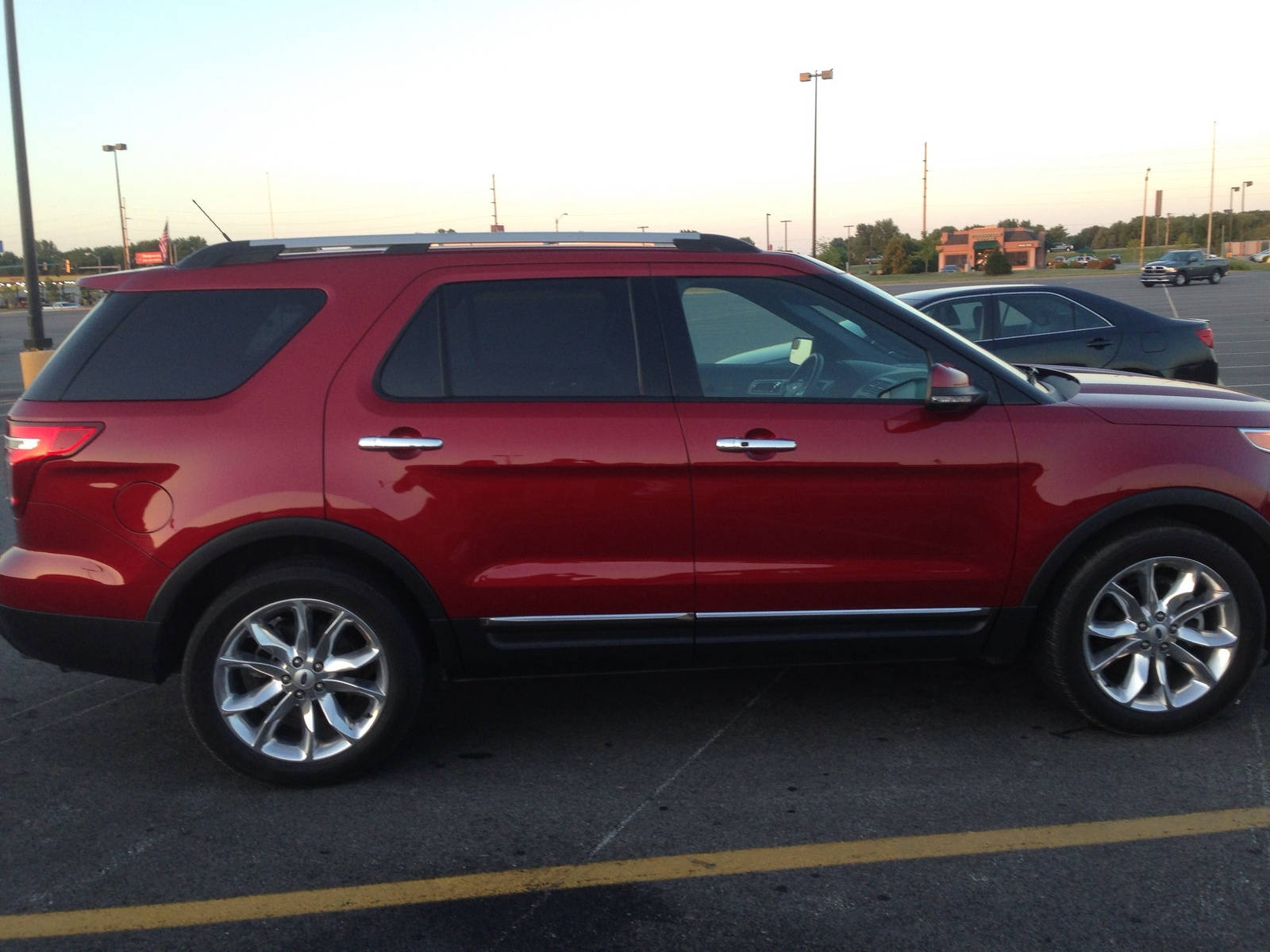 picture of 2013 ford explorer limited exterior. Cars Review. Best American Auto & Cars Review