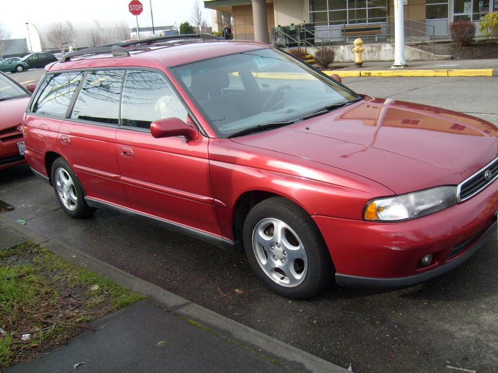 1996 Subaru Legacy - Pictures - CarGurus   1996 Subaru Legacy