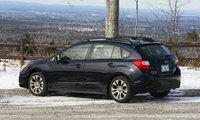 2014 Subaru Impreza rear