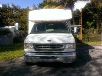 Picture of 2001 Ford Econoline Wagon 3 Dr E-350 Super Duty XLT Passenger Van Extended, exterior, gallery_worthy