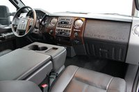 Picture of 2012 Ford F-350 Super Duty Lariat Crew Cab 6.8ft Bed 4WD, interior