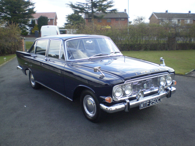 1966 Ford Zephyr Pictures Cargurus