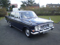 1966 Ford Zephyr Overview