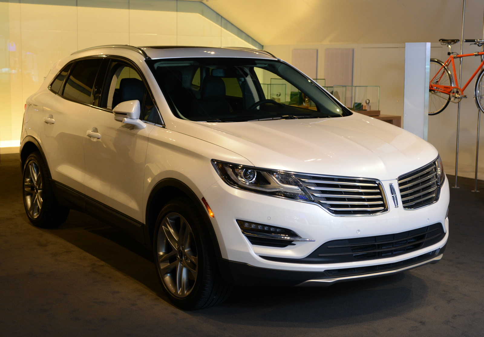 2015 lincoln mkc review cargurus. Black Bedroom Furniture Sets. Home Design Ideas