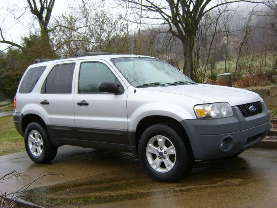 picture of 2005 ford escape xlt sport 4wd exterior. Cars Review. Best American Auto & Cars Review