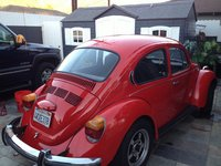1973 Volkswagen Super Beetle Picture Gallery
