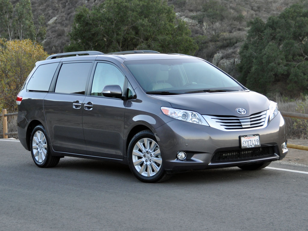 2015 toyota sienna limited invoice autos post. Black Bedroom Furniture Sets. Home Design Ideas