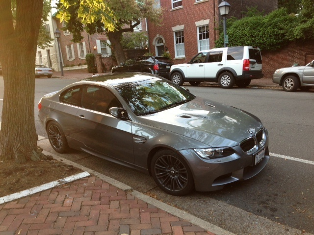 BMW M3 Questions  How much does the site charge for listing a car