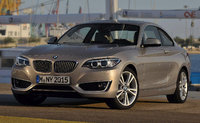 2014 BMW 2 Series, Front-quarter view, gallery_worthy