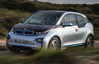 2014 BMW i3, Front-quarter view, exterior, manufacturer, gallery_worthy