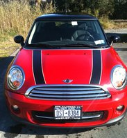 Picture of 2012 MINI Cooper Base, exterior