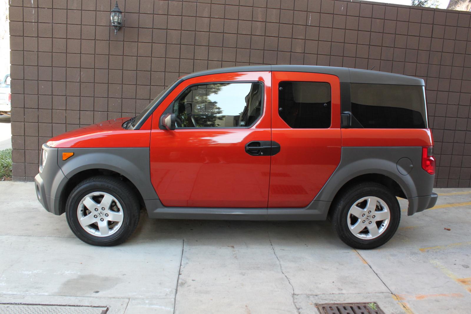 Picture of 2005 Honda Element LX, exterior