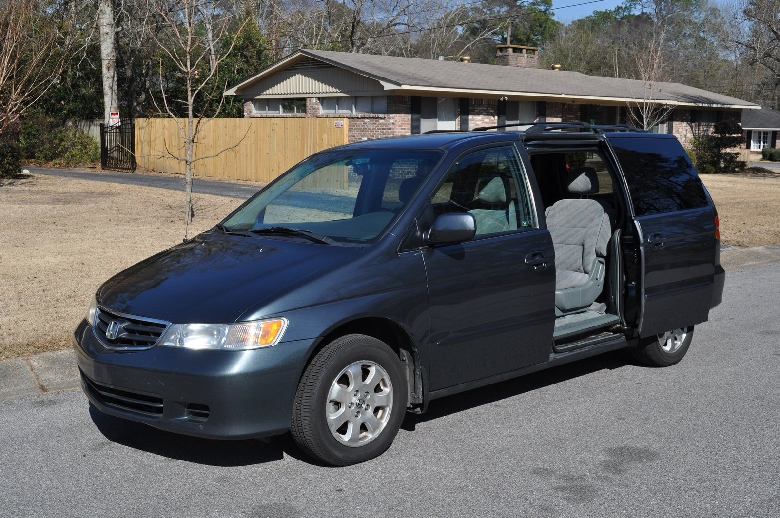 2003 honda odyssey pictures cargurus. Black Bedroom Furniture Sets. Home Design Ideas