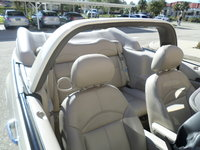Picture of 2005 Chrysler PT Cruiser Touring Convertible, interior
