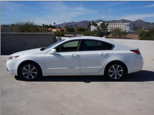 Picture of 2013 Acura TL