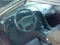 1993 Chevrolet Corvette Coupe, Picture of 1993 Chevrolet Corvette Base, interior