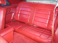 1983 Ford Mustang GT picture, interior