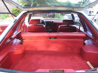 Picture of 1983 Ford Mustang GT, interior, gallery_worthy