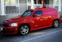 Picture of 2009 Chevrolet HHR SS Panel, exterior, gallery_worthy